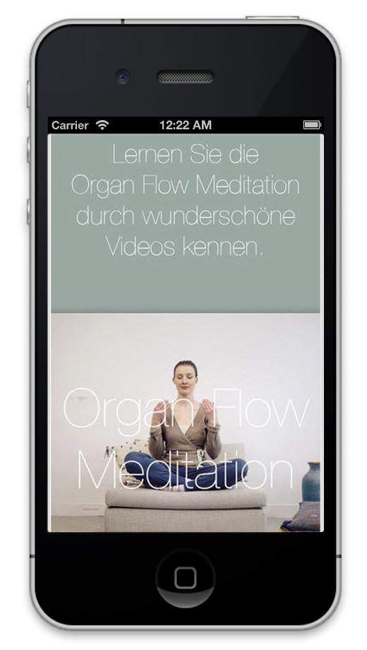 App Organ Flow